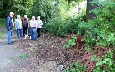 GFL will Kleinbecker Park vor Bebauung schützen
