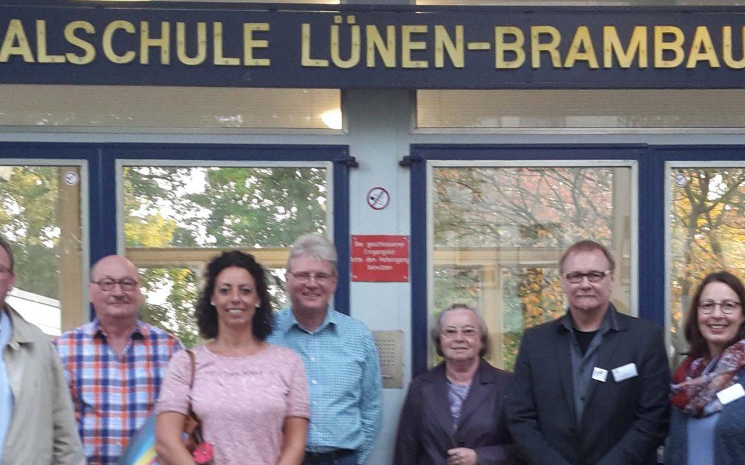GFL lobt Engagement der Realschule Brambauer