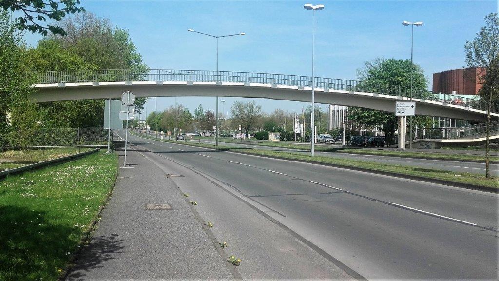 Externer Gutachter soll Fußgängerbrücke beurteilen