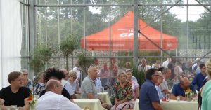 Feines Fest zum zehnjährigen Bestehen der GFL