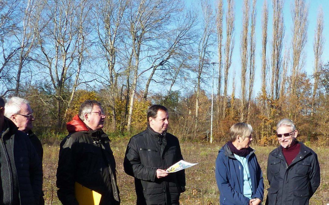 In Beckinghausen sollen Wohnungen entstehen