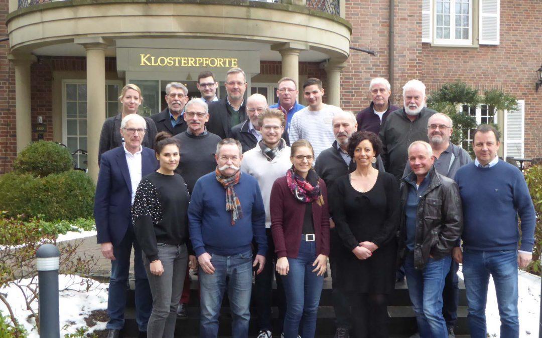 GFL bringt von Klausur neue Ideen für Lünen mit