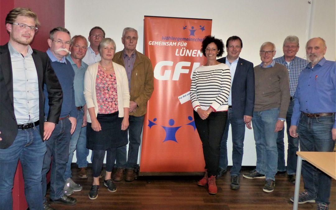 GFL bestätigt Hofnagel als ersten Vorsitzenden