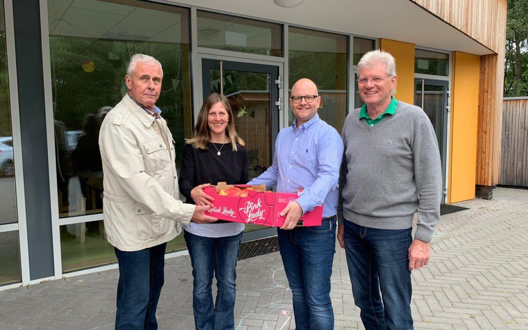 "GFL lobt die AWO-Kita ""Waldwichtel"" in Brambauer"