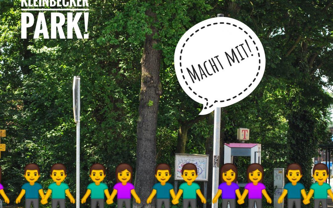 Über 1.500 Unterschriften für Kleinbecker Park