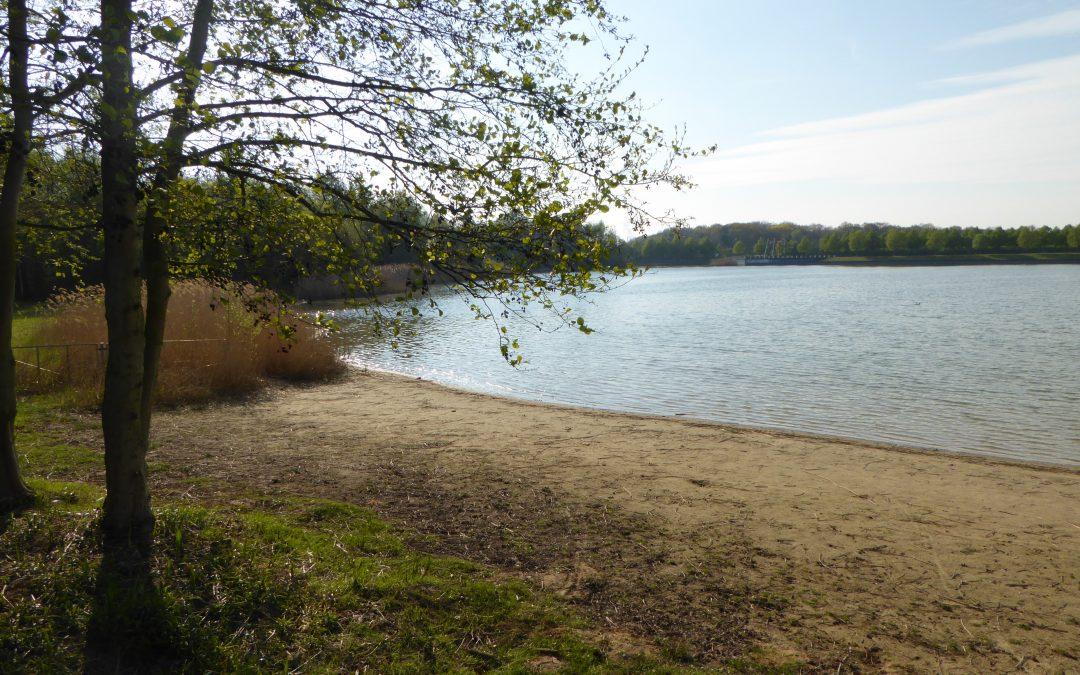 Horstmarer See vor Wasserski bewahren