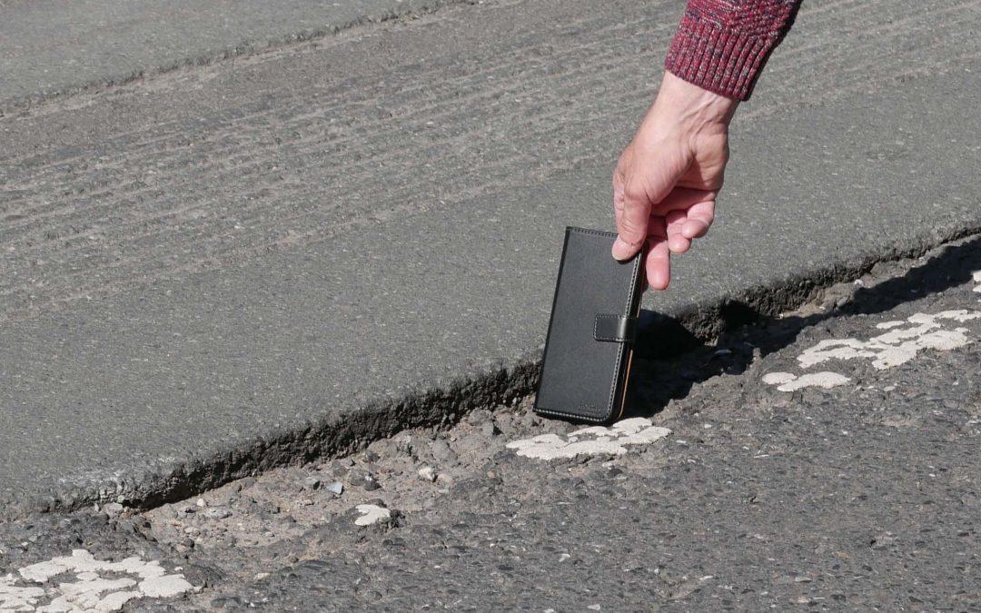 Gefahr: Brambauer Straße sofort ausbessern