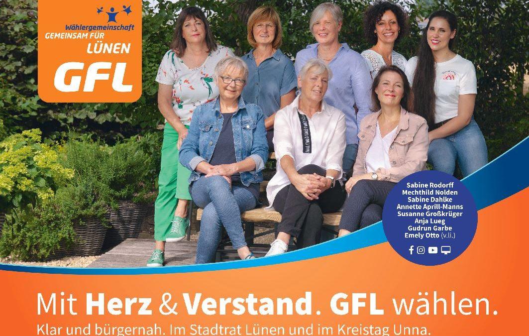 Am 13. September: Mehr Frauen in den Lüner Stadtrat wählen