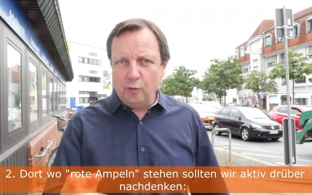 Fünf-Punkte-Plan für mehr Verkehrsfluss in Lünen