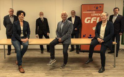 Hofnagel führt auch neue GFL-Ratsfraktion an