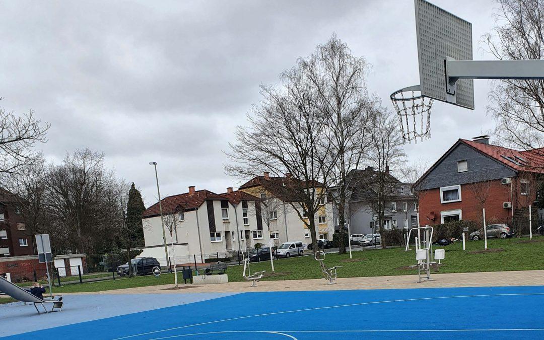 """Spielplatz """"Auf dem Kelm"""" in Brambauer erhalten"""