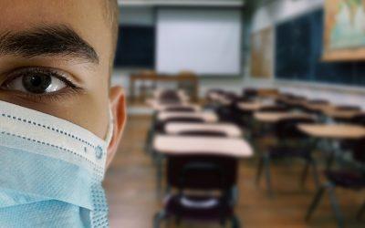 GFL für Luftreinigung in allen Schulklassenräumen